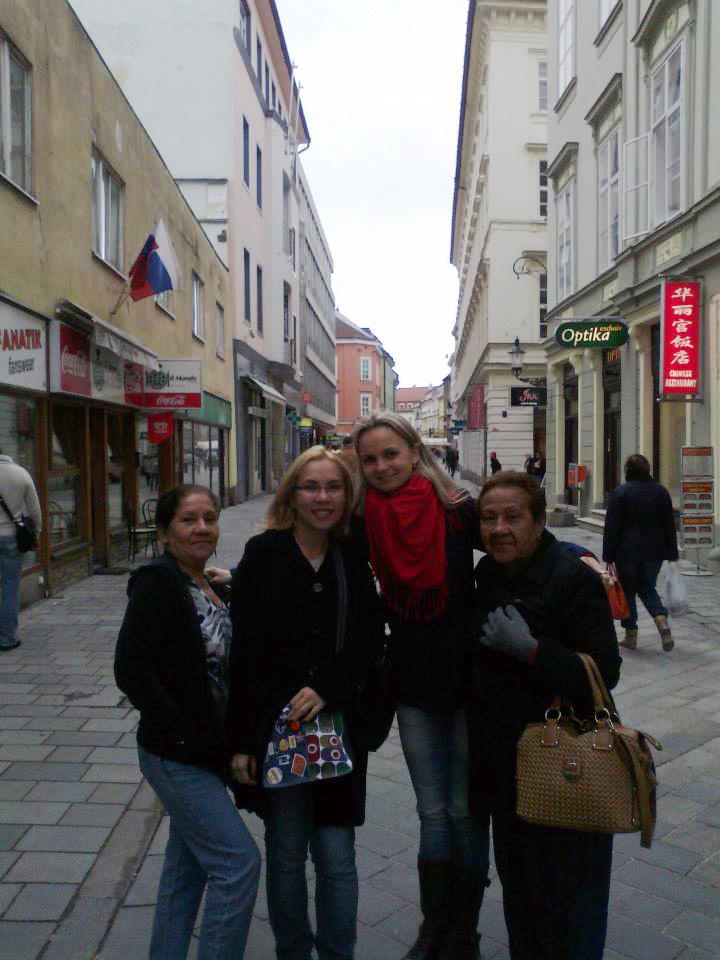 Venezuela na návšteve Bratislavy