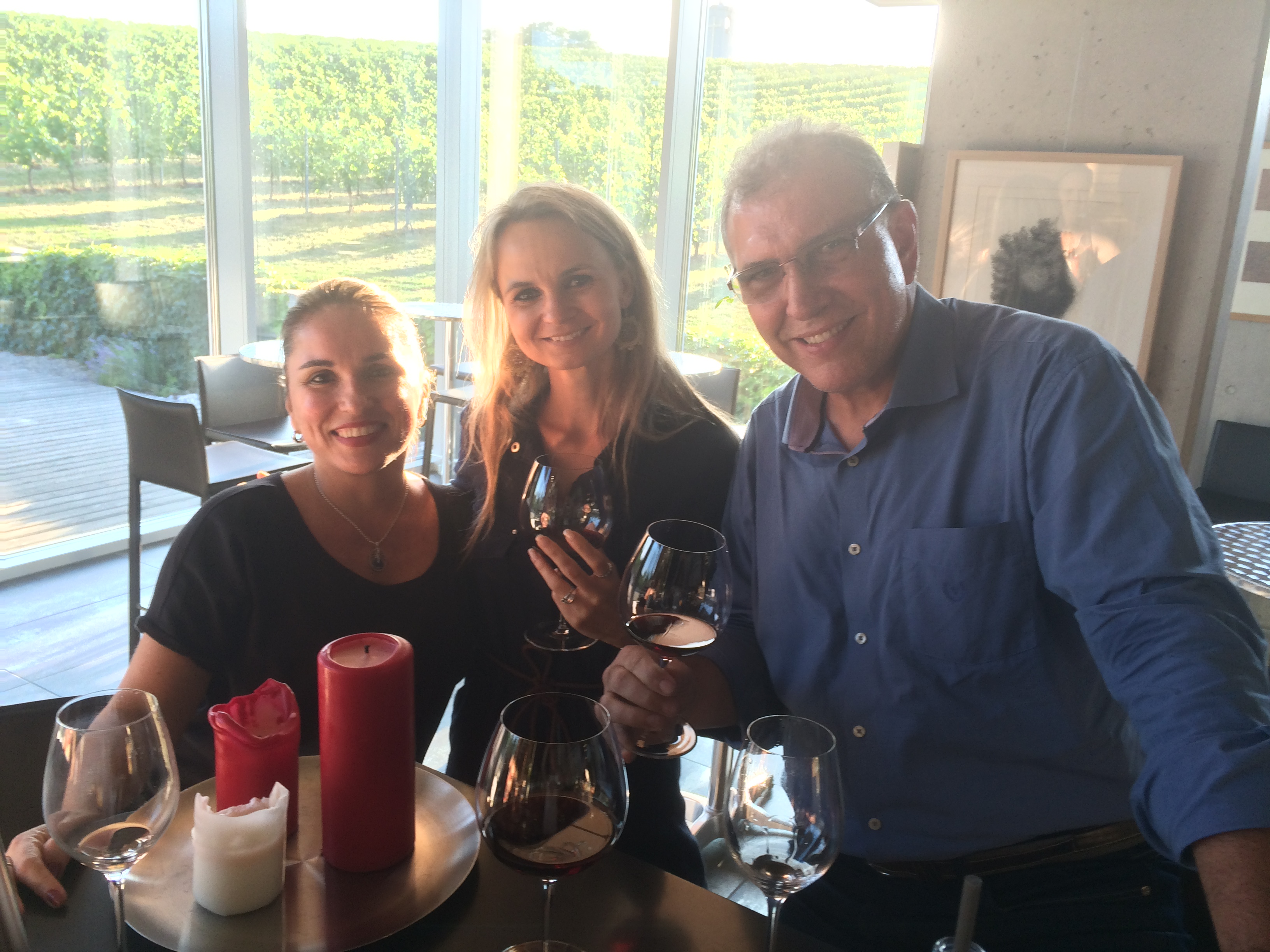 Tasting of Slovak wine