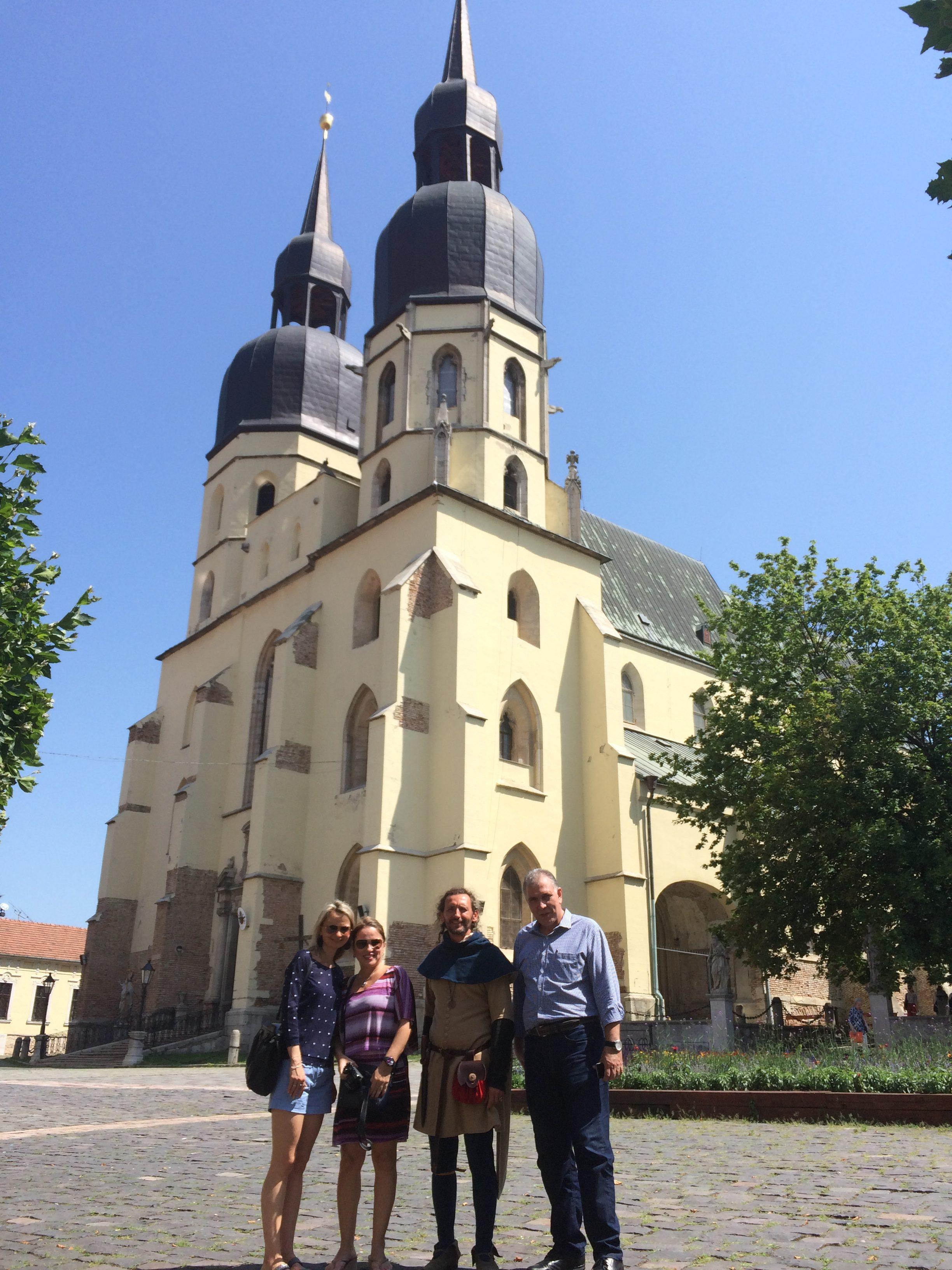 Trnava: malý slovenský Rím