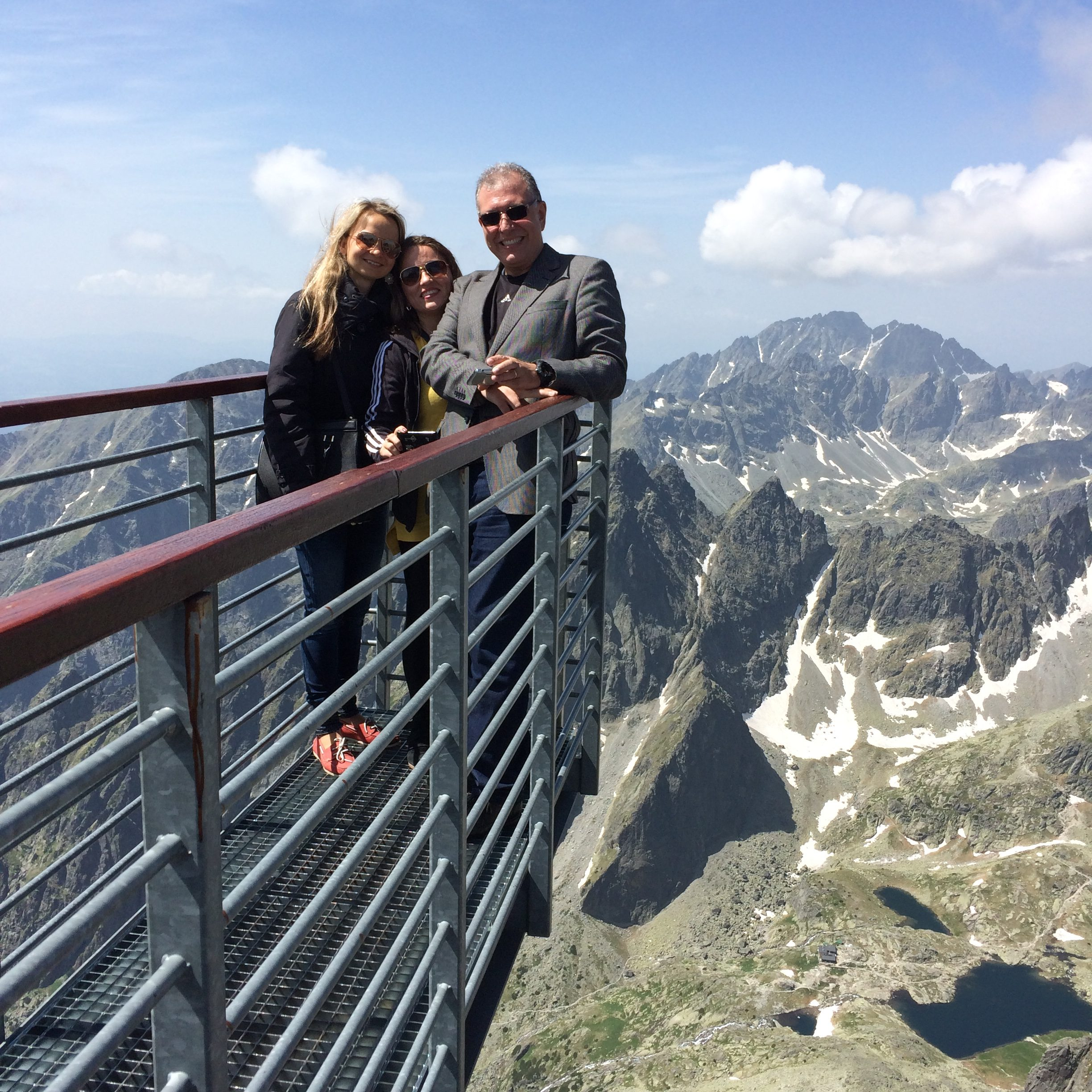 Discovering High Tatras